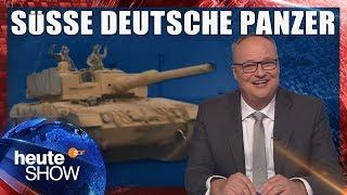 Mit deutschen Panzern: Die Türkei greift die syrischen Kurden an | heute-show vom 26.01.2018