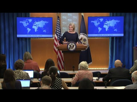 Department Press Briefing - July 3, 2018
