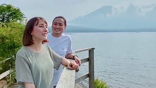 Побег из Токио к подножью вулкана Фудзи