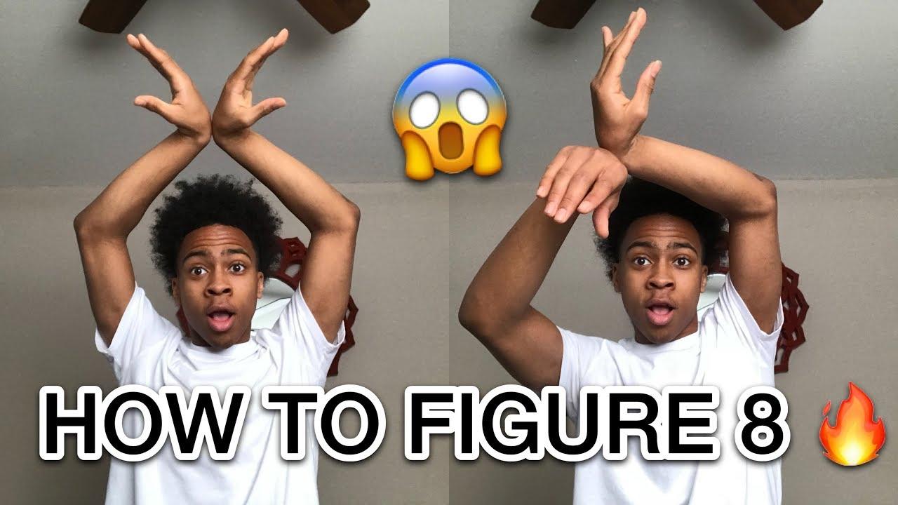 How To Figure 8 (Handwork Dance Tutorial)
