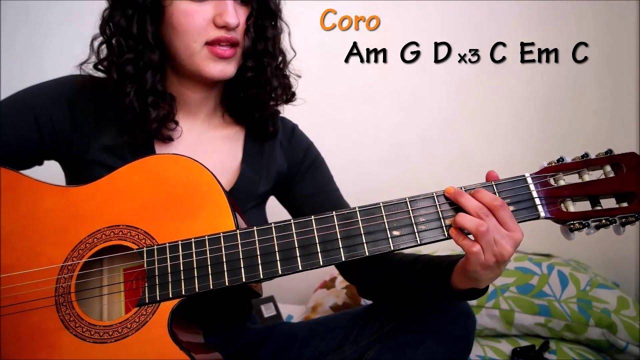 Poli Zoé acordes tutorial como tocar FACIL