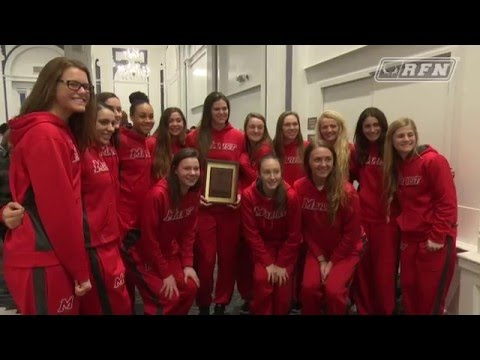 Tori Jarosz Named MAAC Women