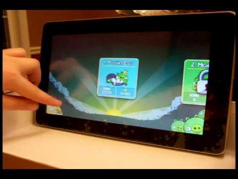 Infomix Superpad/Flytouch II (1GHZ Arm11 Core) SpecTechularNET Review