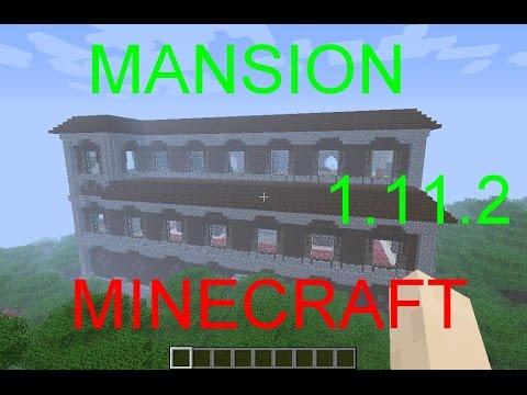Como achar,localizar a Mansão no Minecraft 1.11/1.11.2