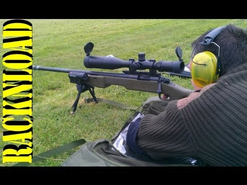 CHOATE ULTIMATE SNIPER REM 700 By RACKNLOAD