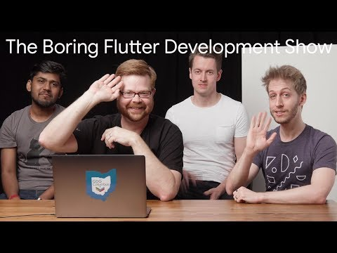Exploring Flutter Samples and Examples (The Boring Flutter Development Show, Ep. 11)