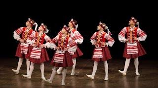 Белорусский танец 'Митусь'