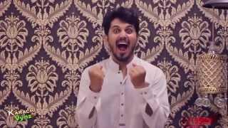 Inam Ghar Parody By Karachi Vynz Official