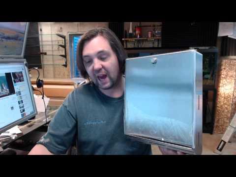 Bobrick B-2620 Paper Towel Dispenser