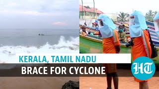 Cyclone Burevi close to Tamil Nadu coast, red alert for 4 Kerala districts