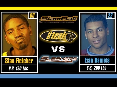 SlamBall Series 1 - Steal vs Slashers [FULL GAME]