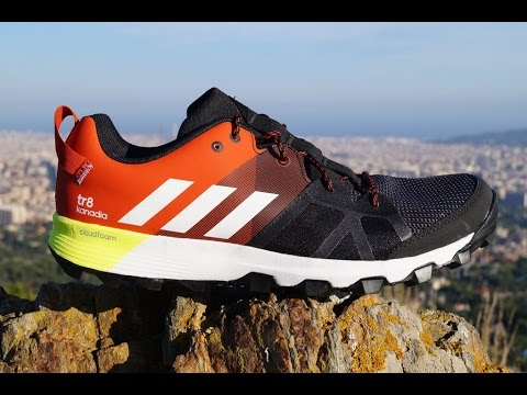 Zapatillas para trail adidas kanadia 8 tr w