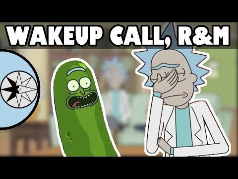 Wakeup Call, Rick and Morty. Or: How I Lost It To The Mainstream, And That's Okay