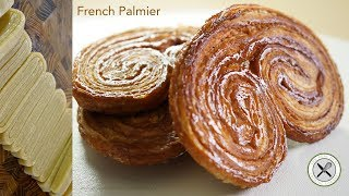 French Palmier Cookies – Bruno Albouze – THE REAL DEAL