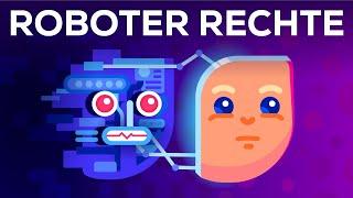 Maschinen mit Bewusstsein – Sollten Roboter Rechte haben?