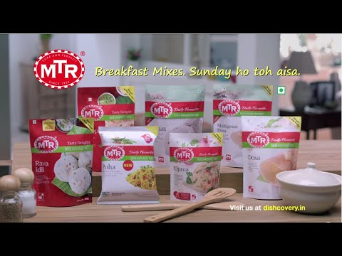Tiffin Room to packaged food, journey of MTR as a heritage brand