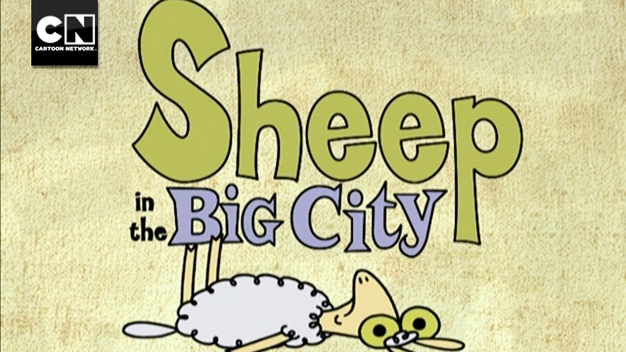 sheep in the big city theme song cartoon network youtube