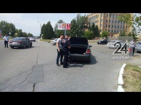 ГИБДД Нижнекамска наказала 16 водителей