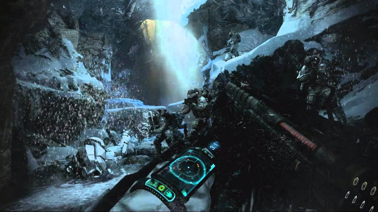 Call of Duty Advanced Warfare 決勝時刻:先進戰爭 HD 第九章 撞毀 - YouTube