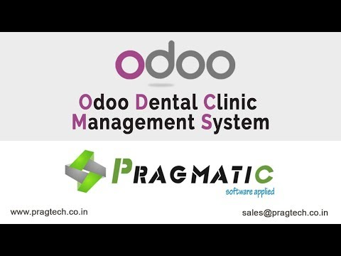Odoo Dental Clinic Management System
