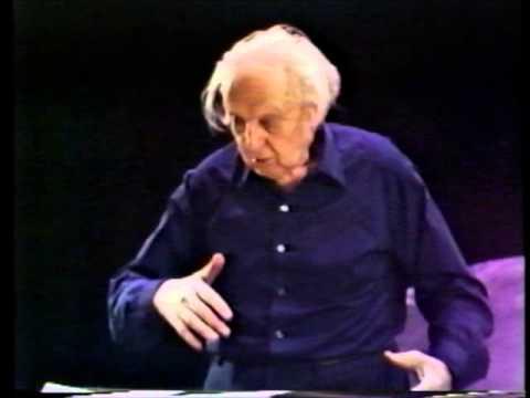Stokowski Rehearsal - Rachmaninoff 'Paganini Rhapsody' - Jerome Lowenthal, piano