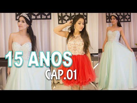 FESTA DE 15 ANOS - CAP  01