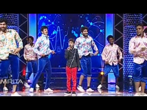 Super Star Junior 5 | Episode - 23 | Performance : Sonica , Christy ,  Sreenandh