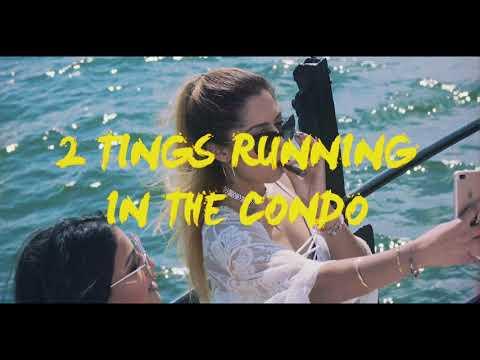 Peter Jackson - Vacation - Feat Chrissy Spratt - Lyric Video