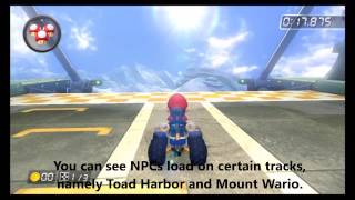 Mario Kart 8 - Small Details You May Not Have Noticed