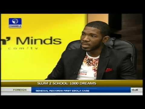 Rubbin' Minds: Slum To School Project: 1,000 Children Hopeful Of Education Prt2