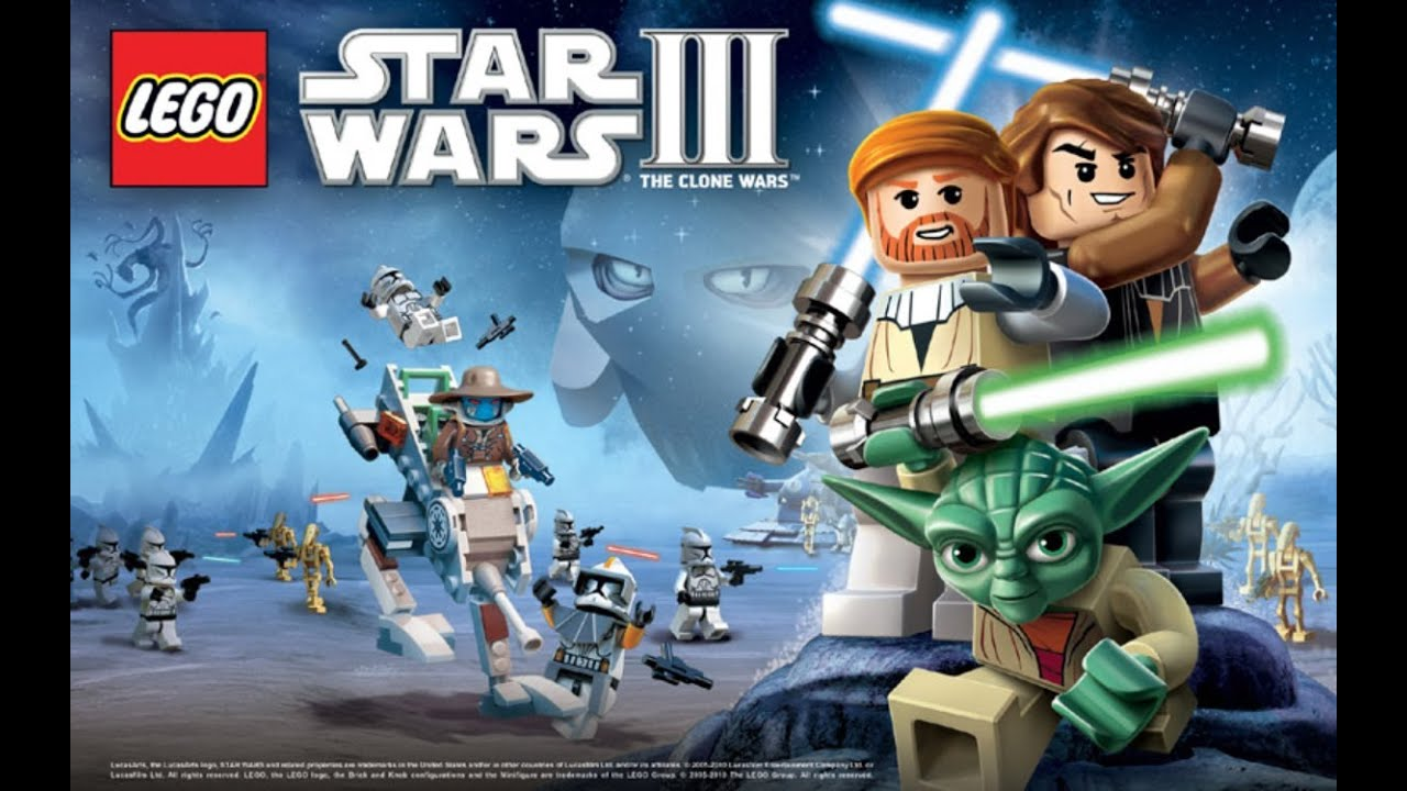 Star Wars 3 The Clone Wars