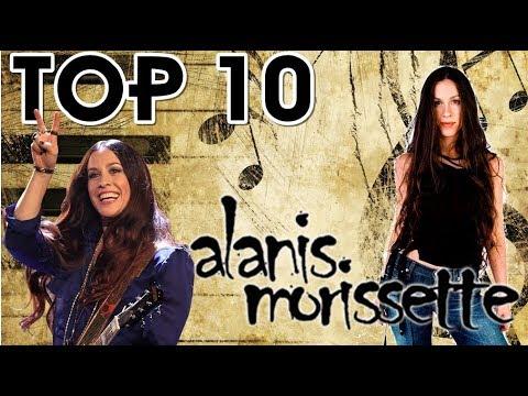 TOP 10 | Alanis Morissette