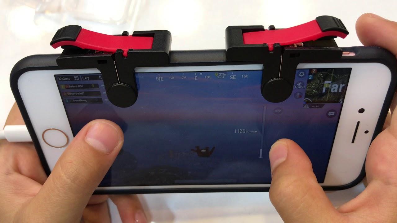 Pubg Mobile Oyun Konsolu Pubg Oyun Aparati Tanitalim Dedik Youtube