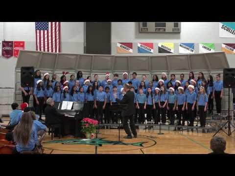 Jingle Bell Dash - 7th Grade Chorus