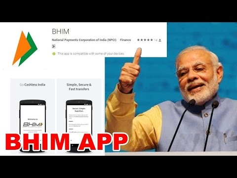 How To Use Bhim App Step By Step How To Send Money