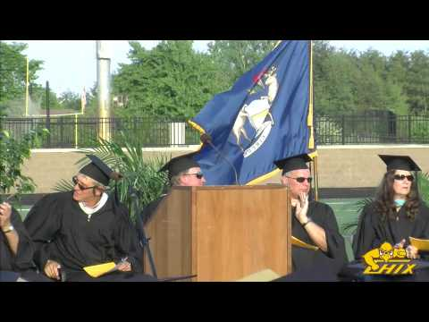 Zeeland East High School Graduation Commencement 2015