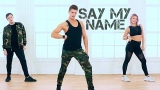 Say My Name - David Guetta, Bebe Rexha & J Balvin  Caleb Marshall  Dance Workout
