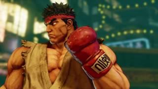 STREET FIGHTER V S2 5:Ryu vs Zangief(BLVCKHANDZ) Ranked Match