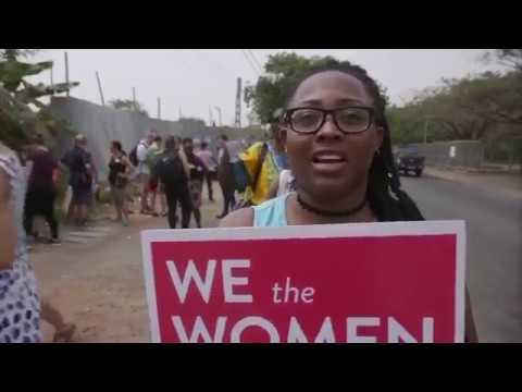 Aïssa Maïga, marraine de l'AMREF, en Afrique à la rencontre des mamans et sages-femmes forméesde YouTube · Durée:  5 minutes 46 secondes