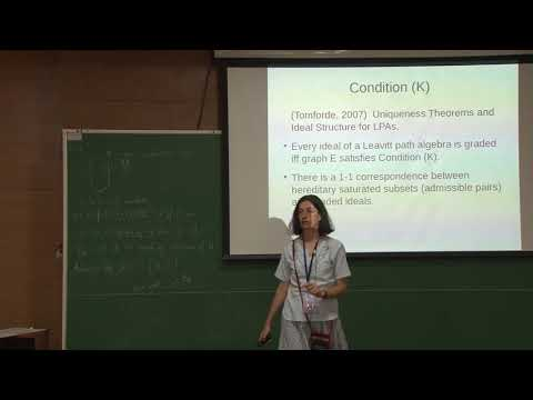 Invariant Basis Property and the ideal structure of Leavitt path algebras | Müge Kanuni