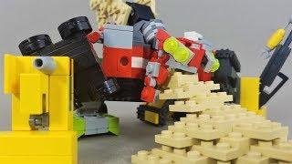 Lego Transformers - ROTF Devastator (V3)