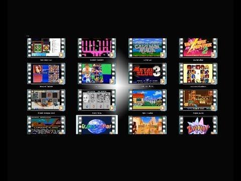 Top Juegos Arcade (MAQUINITAS)
