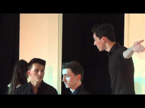 Will Richardson - The Jam Academy - 1st Year Singing Show 2014