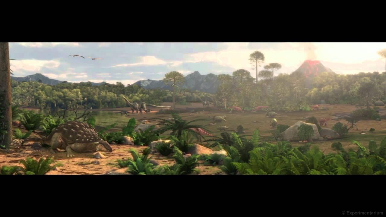 hvordan døde dinosaurerne
