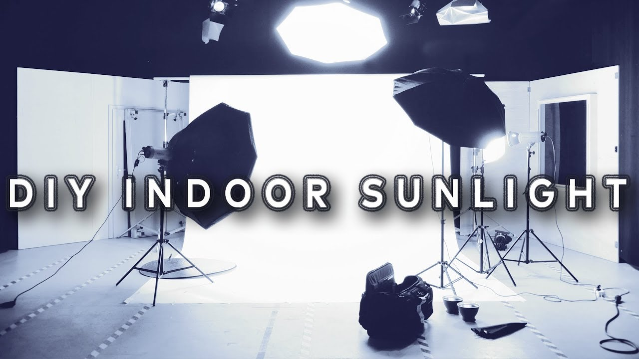 Video Lighting How To Fake Sunlight Indoors