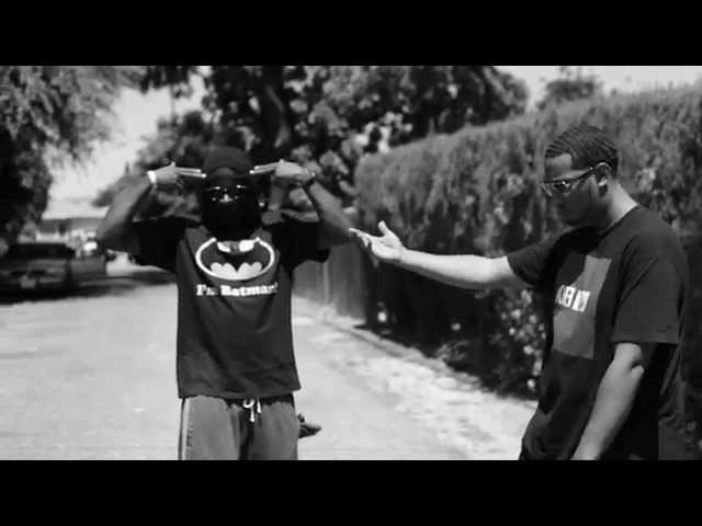 "B-Jada - ""Ghettos Of Amerikkka"" Music Video - El Negro"