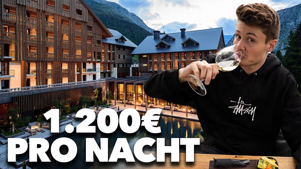 Das TEUERSTE Hotel der Schweiz!💰
