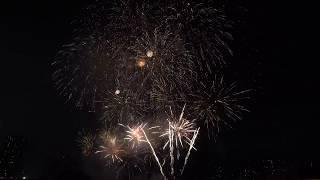 2017道新・UHB花火大会 札幌豊平川花火大会グランドフィナーレ