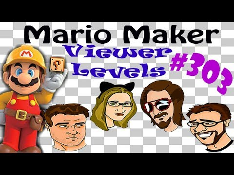 Mario Maker Viewer Levels | Think About The Kids -EP303-