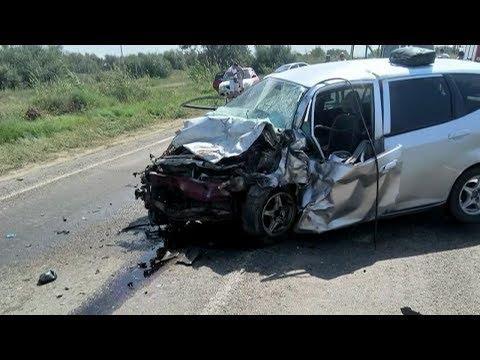"""""""Нет семьи"""": на автодороге «Волгоград-Астрахань» погибли пять человек в ДТП"""